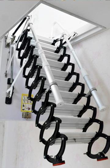 家用伸缩楼梯