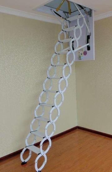 阁楼电动伸缩楼梯好不好用?哪家好?