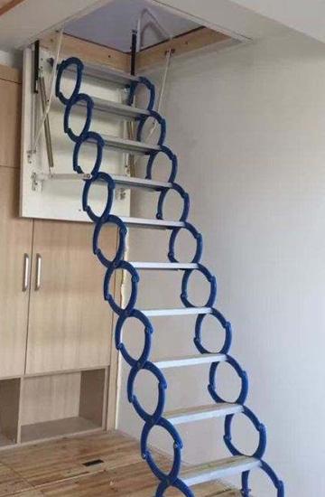 厂家讲述如何增加伸缩梯的使用寿命
